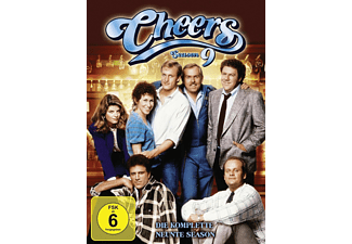 Cheers – Season 9 DVD