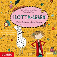 Mein Lotta-Leben - Kein Drama ohne Lama - (CD)