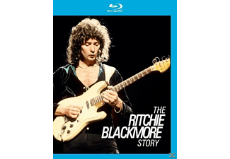 Ritchie Blackmore - The Ritchie Blackmore Story  - (Blu-ray)