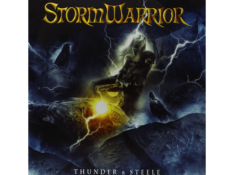 Stormwarrior - Thunder & Steele (Ltd. Gatefold) [Vinyl]