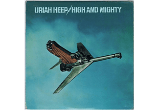 Uriah Heep - High And Mighty  - (Vinyl)