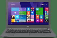 ACER Aspire E 15 ( E5-573G-590F), Notebook mit 15.6 Zoll Display, Core i5 Prozessor, 8 GB RAM HDD, GeForce 940M, Schwarz, Grau