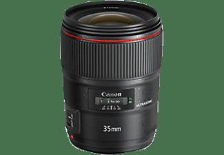 CANON 9523B005AA - 35 mm f/1.4 USM (Objektiv für Canon EF-Mount, Schwarz)