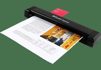 IRIS IRIScan Express 4 Dokumenten-Scanner , 300/600/900 dpi, CIS, A4/letter Farbe