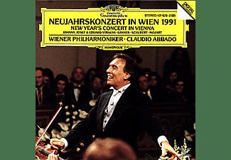 Wpo - Neujahrskonzert 1991  - (CD)