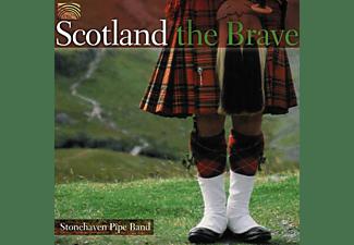 Stonehaven Pipe B - Spirit Of Scotland  - (CD)