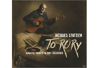 Jacques Stotzem - To Rory-Acoustic Tribute To Rory Gallagher  - (CD)