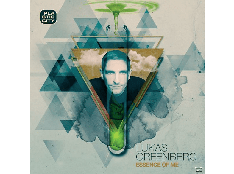 Lukas Greenberg - Essence Of Me [CD]