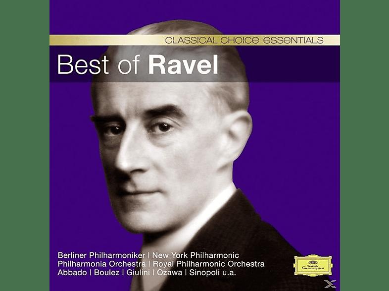 Boulez,P./Giulini,C.M./Von Karajan,H./+ - Best Of Ravel [CD]