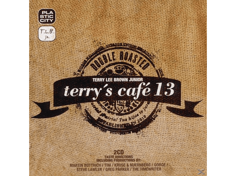 VARIOUS - Terry's Cafe 13 [CD]