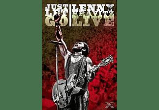 Lenny Kravitz - Just Let It Go  - (DVD)
