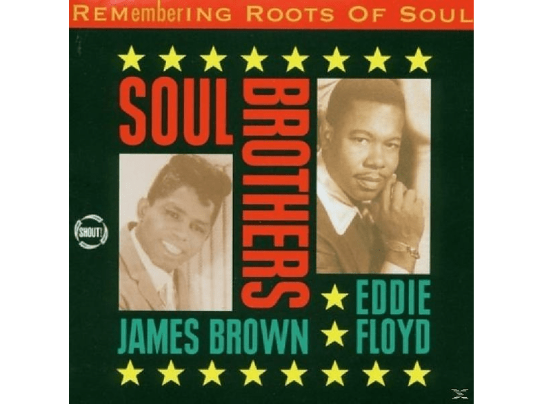 JAMES & E.FLOYD Brown, James Brown - Soul Brothers [CD]