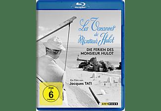 Die Ferien des Monsieur Hulot  Blu-ray