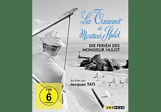 Jacques Tati - Die Ferien des Monsieur Hulot DVD