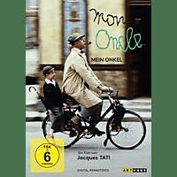 Jacques Tati - Mon Oncle DVD