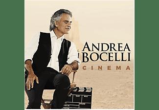 Andrea Bocelli - Cinema  - (CD)