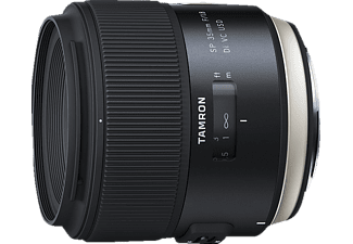 TAMRON F012N SP - 35 mm f/1.8 Di, USD, VC (Objektiv für Nikon F-Mount, Schwarz)