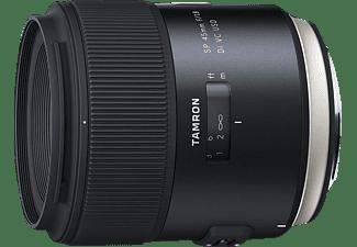 TAMRON SP - 45 mm f/1.8 Di, USD, VC (Objektiv für Nikon F-Mount, Schwarz)