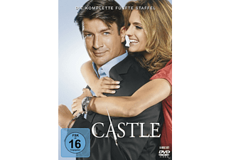 Castle - Staffel 5 [DVD]