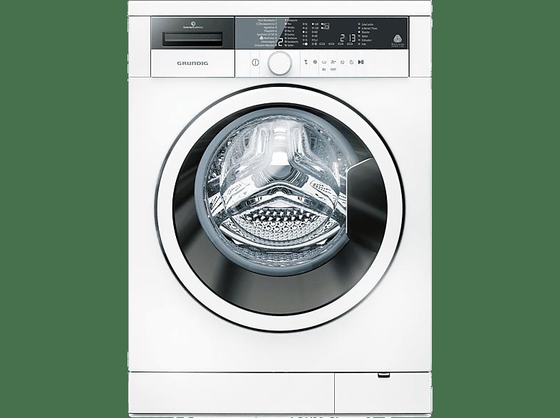 GRUNDIG GWN 37631 Waschmaschine (7 kg, 1600 U/Min.)