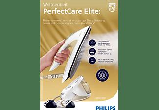 PHILIPS GC9642/60 PerfectCare Elite Dampfbügelstation (2400 Watt, 7,2 bar)