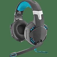 TRUST GXT363 7.1 Bass Vibration Headset Schwarz/Blau
