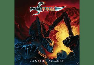 Ilium - GENETIC MEMORY  - (CD)