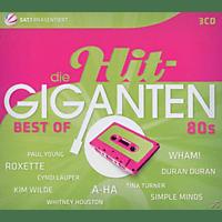 VARIOUS - Die Hit Giganten-Best Of 80's - [CD]