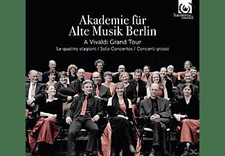 VARIOUS - Akademie Für Alte Musik Spielt Vivaldi  - (CD)