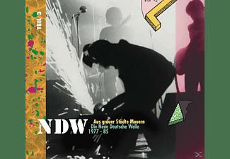 VARIOUS - Ndw-Die Neue Deutsche Welle 1977-85, Teil 3  - (CD)