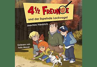4 1/2 Freunde - 01: 4 1/2 Freunde Und Der Lispelnde Lockvogel  - (CD)