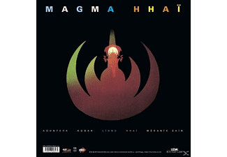 Magma - Live  - (LP + Download)