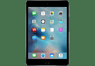 APPLE iPad mini 4 WI-FI, Tablet, 128 GB, 7,9 Zoll, Spacegrau
