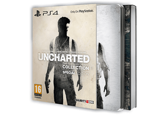 Uncharted: The Nathan Drake Collection (Special Edition) | PlayStation 4