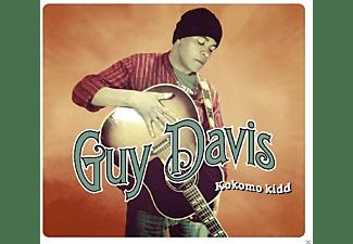 Guy Davis - Kokomo Kidd  - (CD)