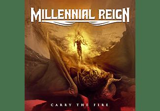 Millenial Reign - Carry The Fire (Lp)  - (Vinyl)