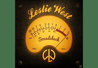 Leslie West - Soundcheck  - (CD)