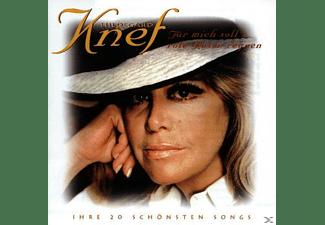 Hildegard Knef - Für Mich Soll's Rote Rosen Regnen  - (CD)
