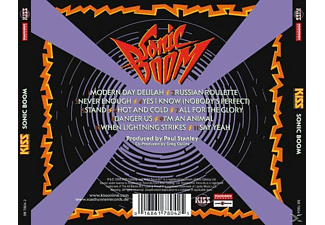 Kiss - Sonic Boom  - (CD)