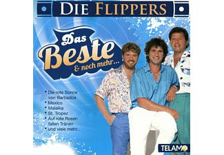 Die Flippers - Beste Und Noch Mehr..., Das  - (CD)