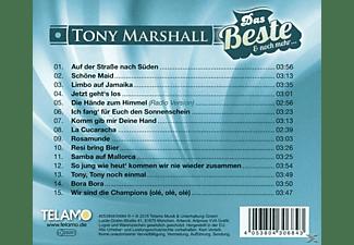 Tony Marshall - Beste Und Noch Mehr..., Das  - (CD)