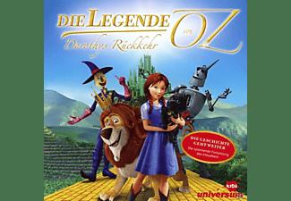 Legends Of Oz (Motion Picture Soundtrack) - Die Legende von Oz-Dorothy´s Rückkehr   - (CD)