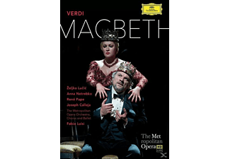 Anna Netrebko - Macbeth  - (DVD)