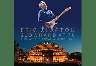 Eric Clapton - Slowhand At 70-Live At The Royal Albert Hall  - (DVD + CD)