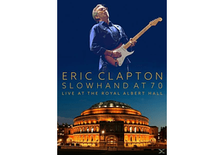 Eric Clapton - Slowhand At 70-Live At The Royal Albert Hall  - (DVD)