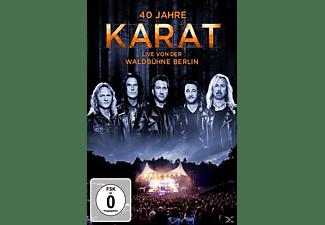 Karat - 40 Jahre Live Von Der Waldbühne Berlin  - (DVD)