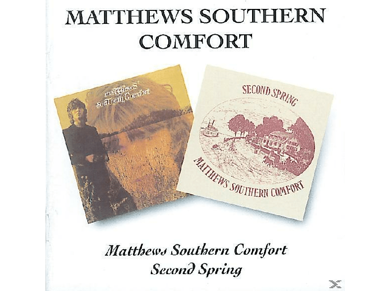 Matthews Southern Comfort - Matthews Southern Comfort/Second Spring [CD]