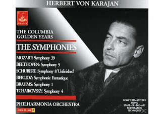 Philh - Columbia Golden Years: The Symphonies  - (CD)