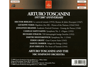 VARIOUS - Toscanini zum 50.Todesjahr  - (CD)