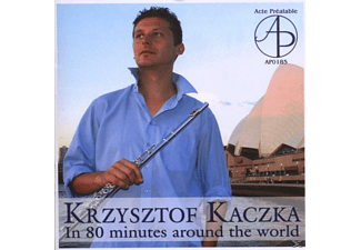 VARIOUS - IN 80 MINUTES AROUND THE WORLD - (CD)